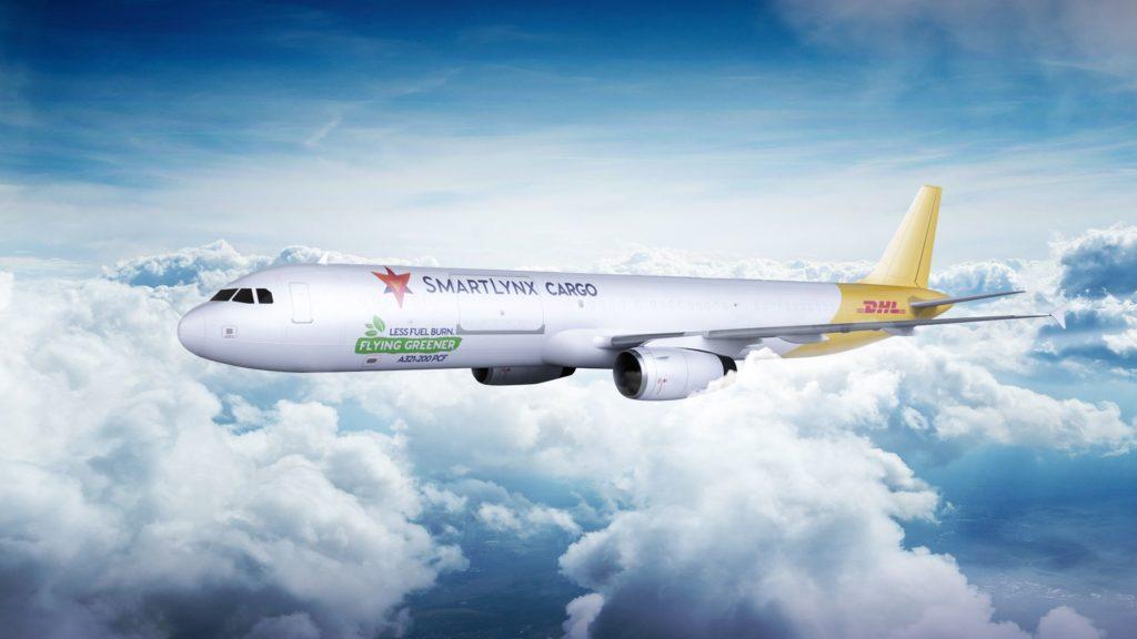 Foto de SmartLynx y DHL firman un acuerdo de colaboración