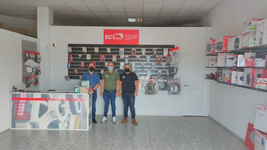 Foto de Fersay inaugura un nuevo local en Tenerife