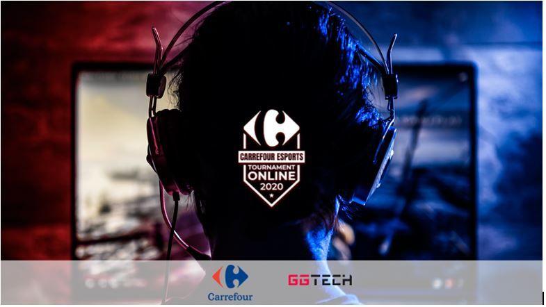 Foto de Finaliza Carrefour Esports Tournament 2020
