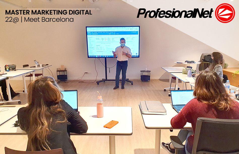 Foto de Curso estrategias de marketing digital para emprendedores