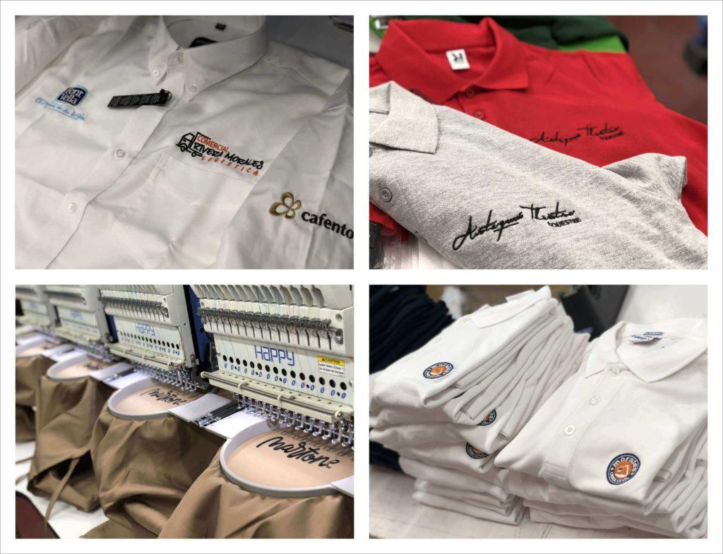 Foto de Consejos para colocar el logotipo de empresa en uniformes