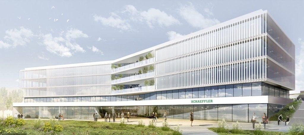 Foto de Schaeffler construirá un complejo de laboratorios de última