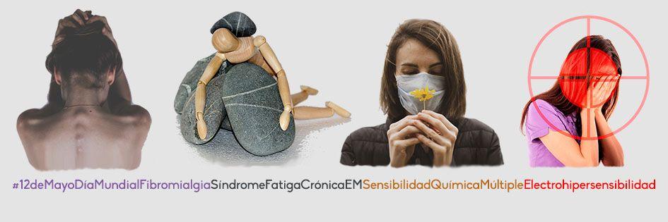 Foto de 12 de mayo, Dia Mundial de la Fibromialgia, Encefalomilitis