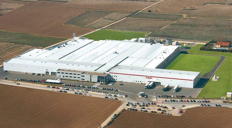 Foto de Fábrica de General Mills en San Adrián