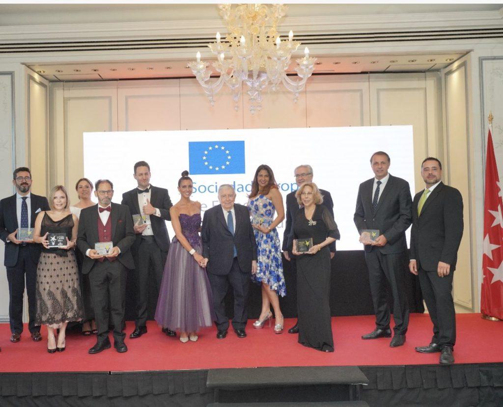 Foto de LA SOCIEDAD EUROPEA DE FOMENTO SOCIAL Y CULTURAL CONCEDE EL