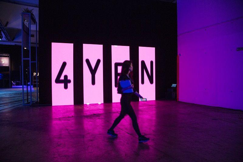 Foto de 4YFN, el evento de los proyectos emergentes