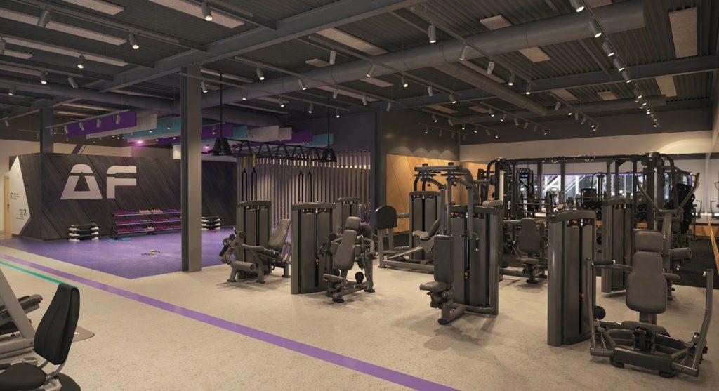 Foto de Anytime Fitness, elegida mejor franquicia fitness en el mundo