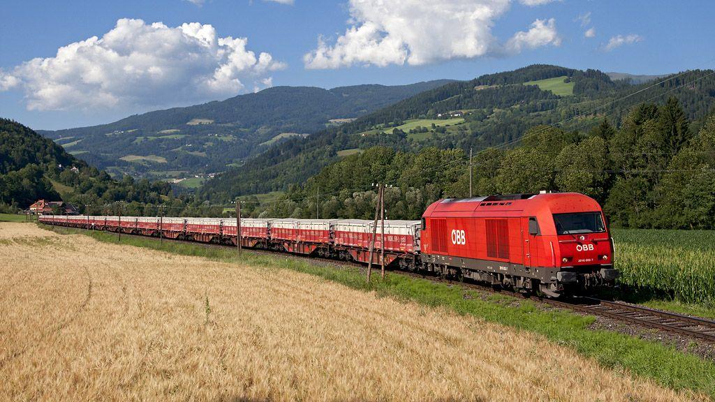 Foto de Ferrocarril OBB
