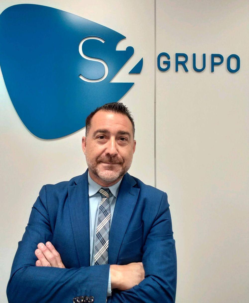 Foto de Pepe Calderón, nuevo Account Manager en la región  Madrid